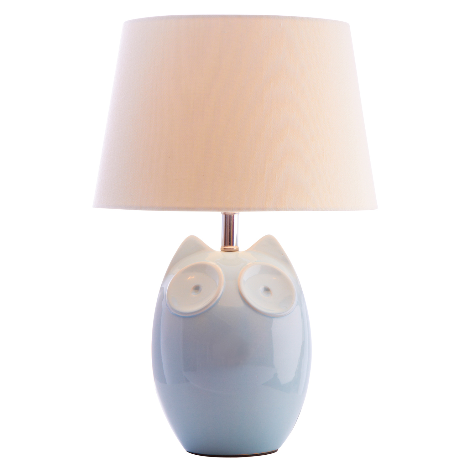 owl table lamp photo - 3