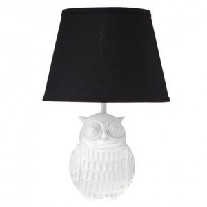 owl table lamp photo - 9