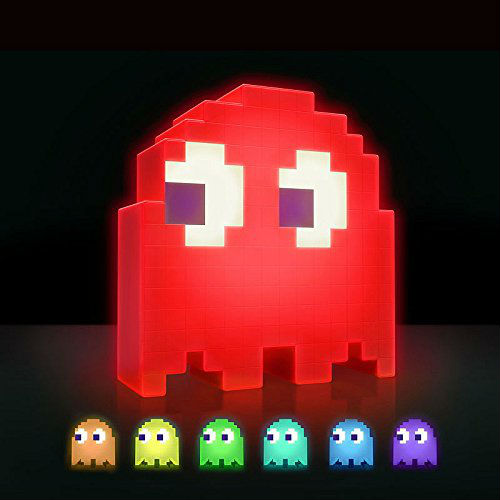 pacman ghost lamp photo - 4