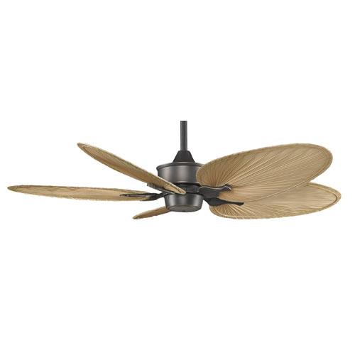 palm leaf ceiling fans photo - 5