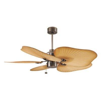 palm leaf ceiling fans photo - 6