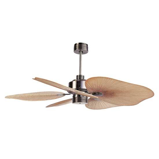 palm leaf ceiling fans photo - 7