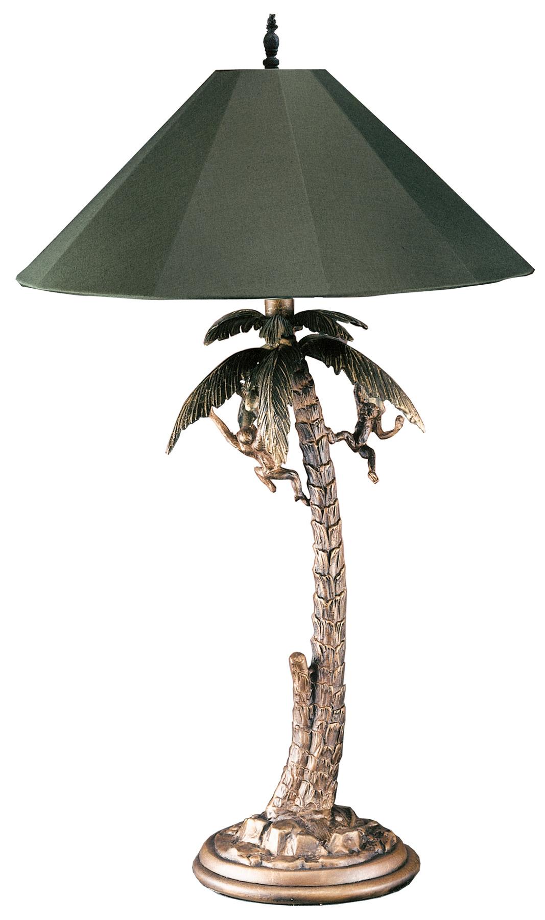 palm tree lamps photo - 1