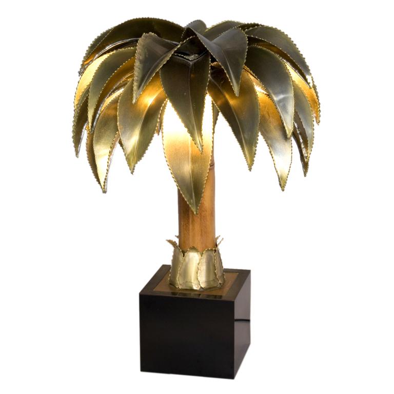 palm tree lamps photo - 4
