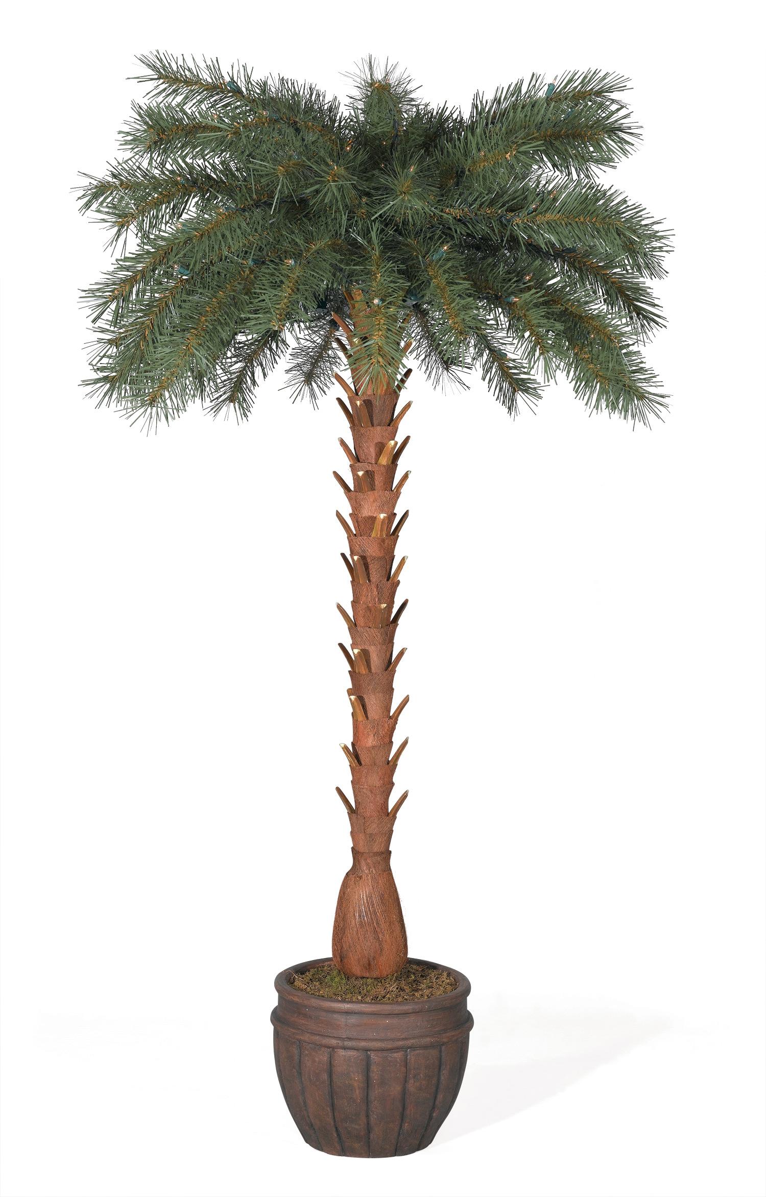 palm tree lamps photo - 8