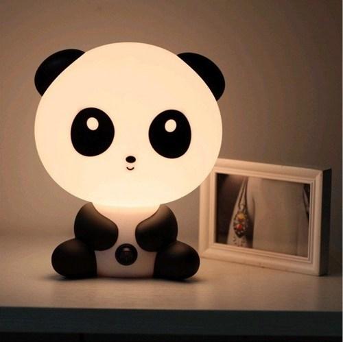 panda lamp photo - 1