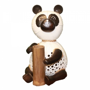 panda lamp photo - 4