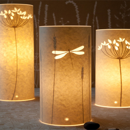 paper lamps photo - 7