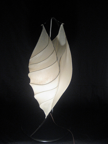 paper table lamps photo - 10