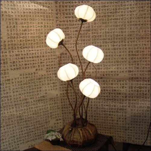 paper table lamps photo - 5