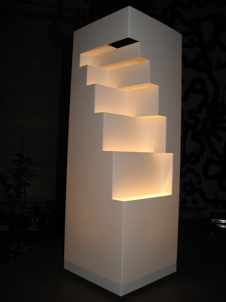paper table lamps photo - 6