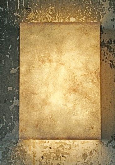 paper wall lights photo - 2