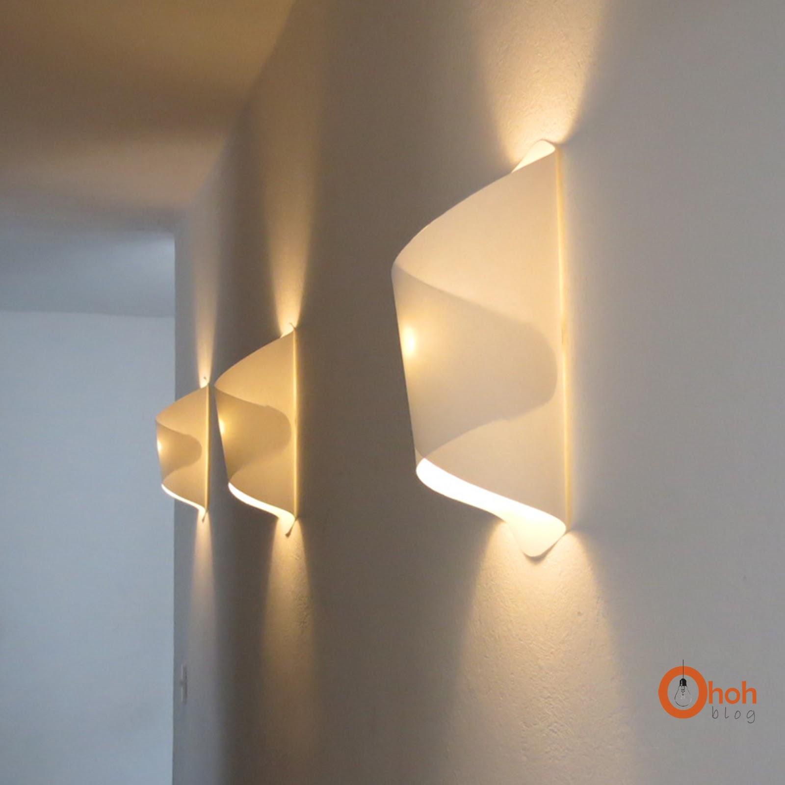 paper wall lights photo - 6