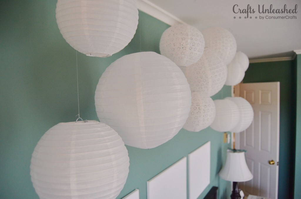 paper wall lights photo - 9