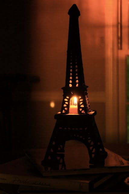 paris themed lamps photo - 1