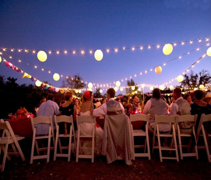 Success can be celebrated completely with party outdoor lights party outdoor lights photo 3 mozeypictures Choice Image