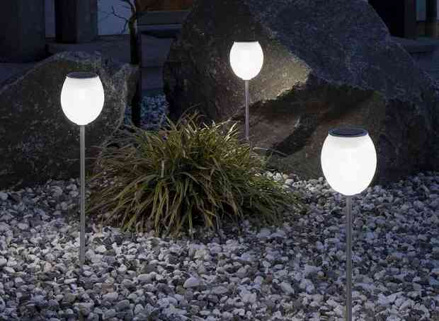 pathway solar lights outdoor photo - 10