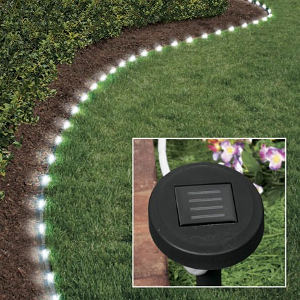 pathway solar lights outdoor photo - 6