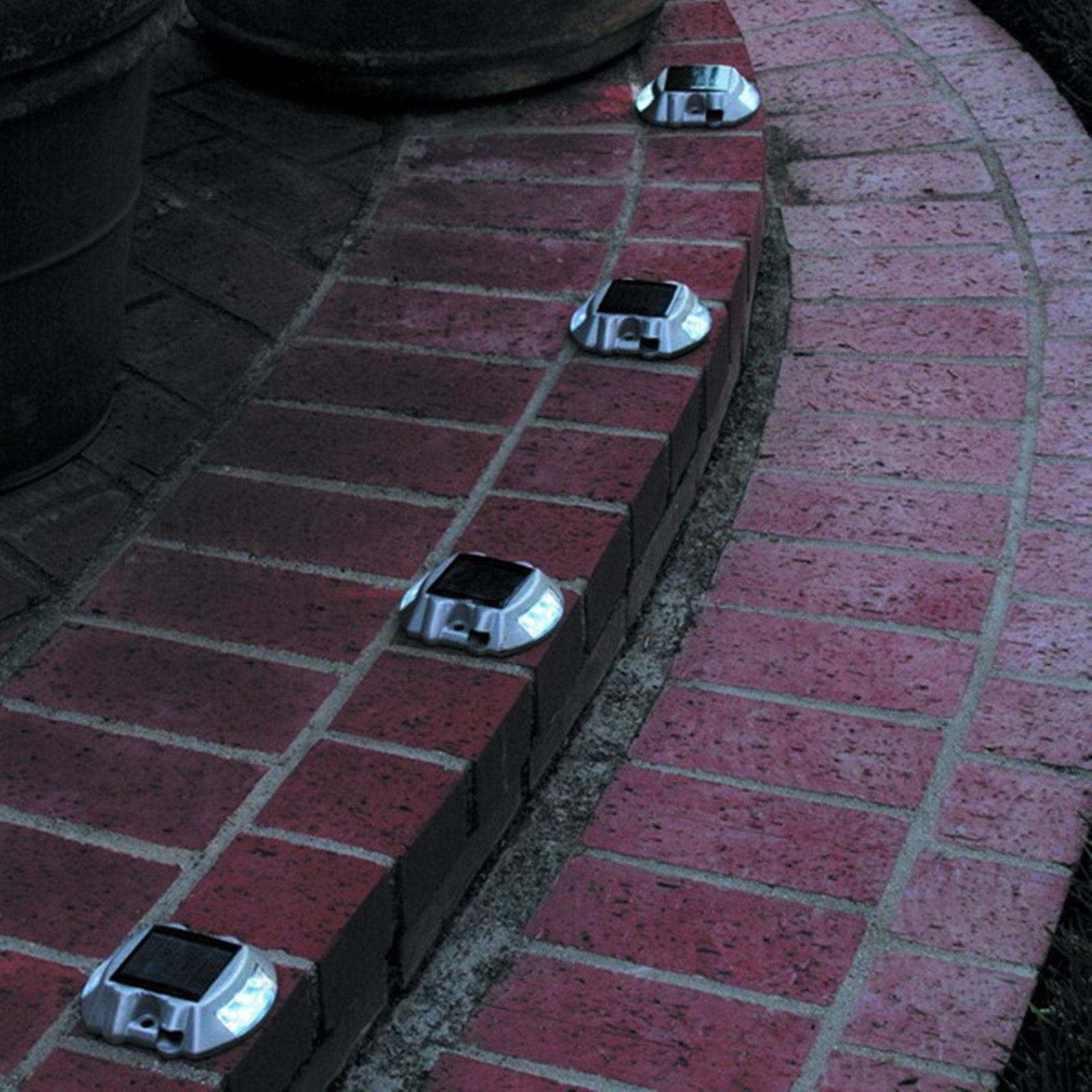 pathway solar lights outdoor photo - 7