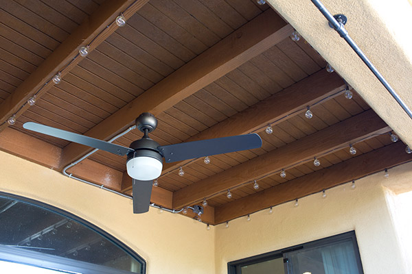 patio ceiling lights photo - 1