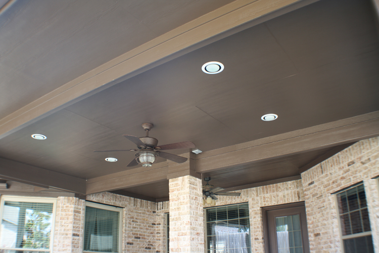 patio ceiling lights photo 6 - Patio Ceiling Lighting Ideas