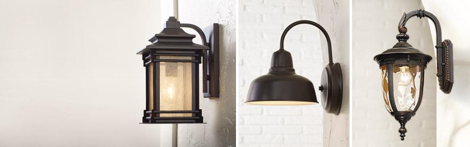 patio lamps outdoor lighting photo - 1