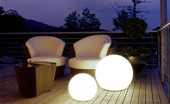 patio lamps outdoor lighting photo - 4
