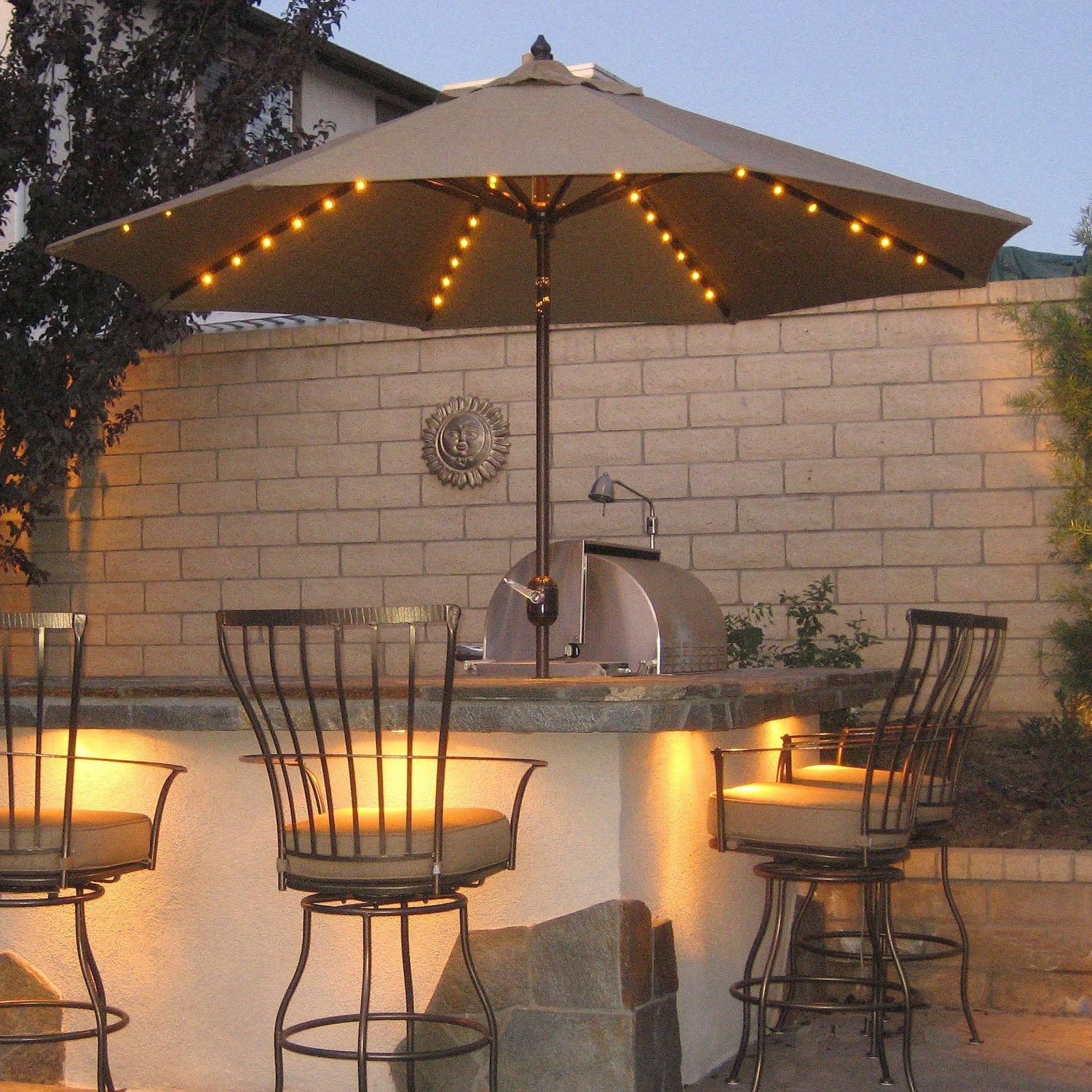 patio outdoor lights photo - 4