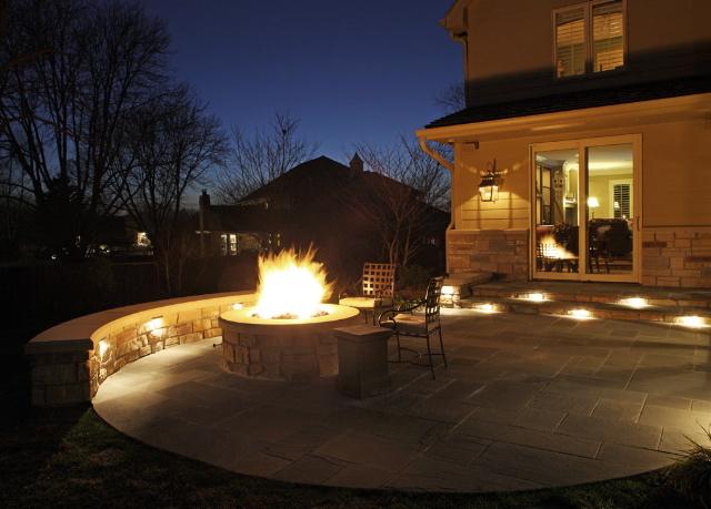 patio outdoor lights photo - 9