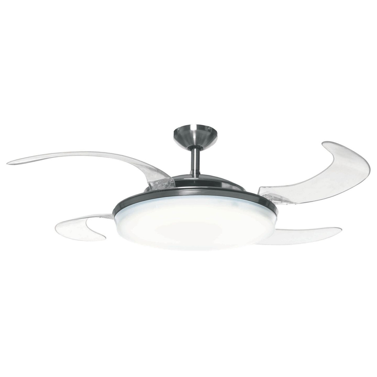 pendant light ceiling fan photo - 2
