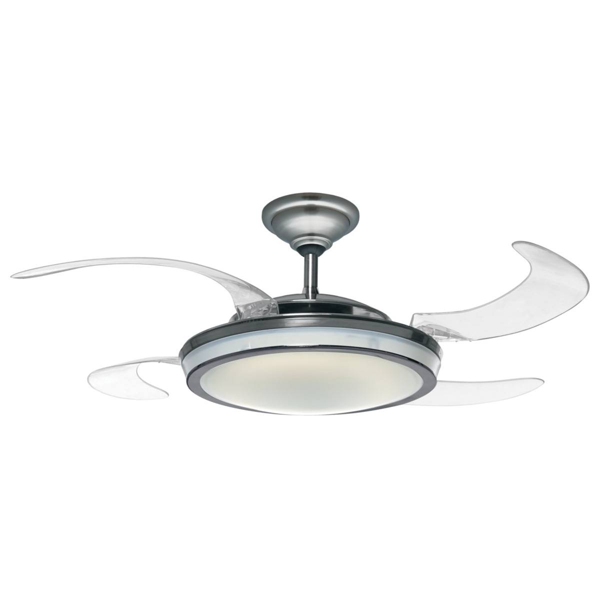 pendant light ceiling fan photo - 3