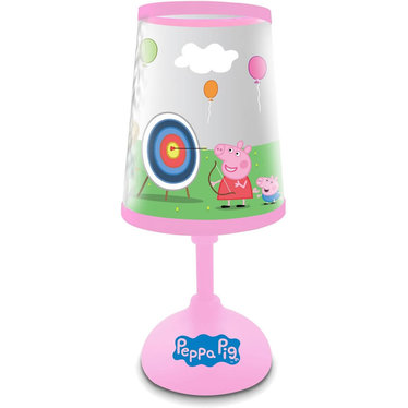 peppa pig lamp photo - 1