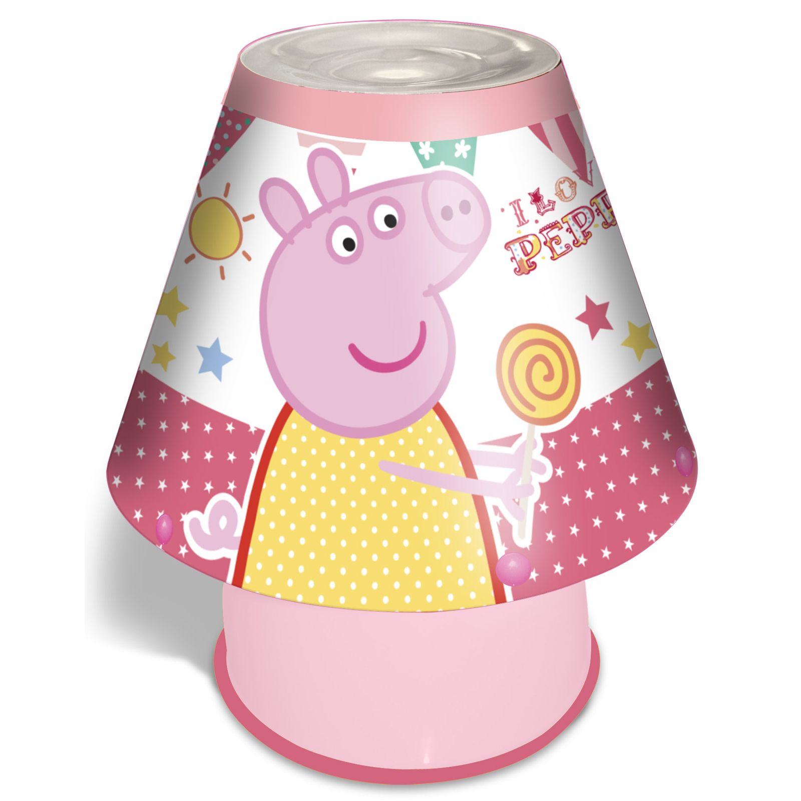 peppa pig lamp photo - 10
