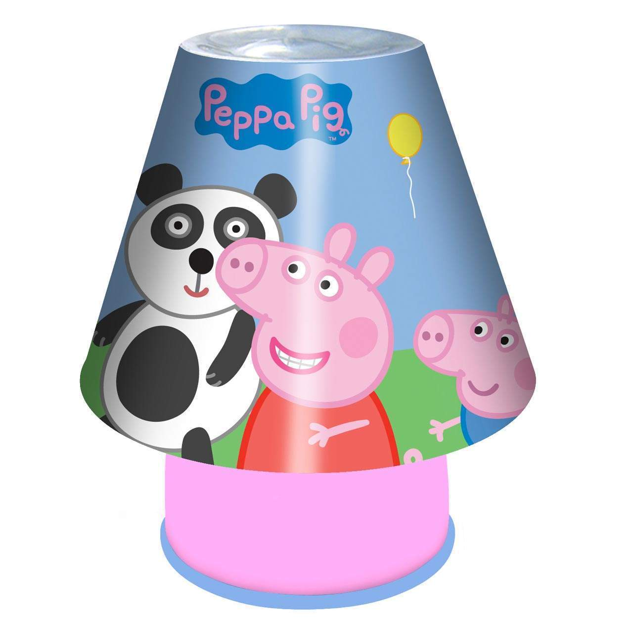 peppa pig lamp photo - 3
