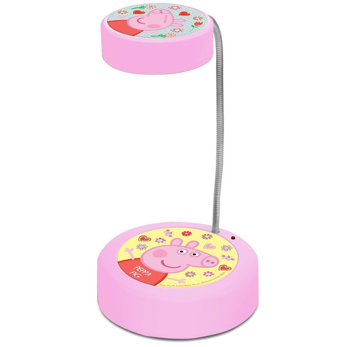 peppa pig lamp photo - 4