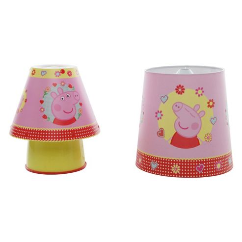 peppa pig lamp photo - 6