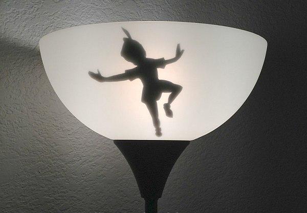 peter pan lamp photo - 7