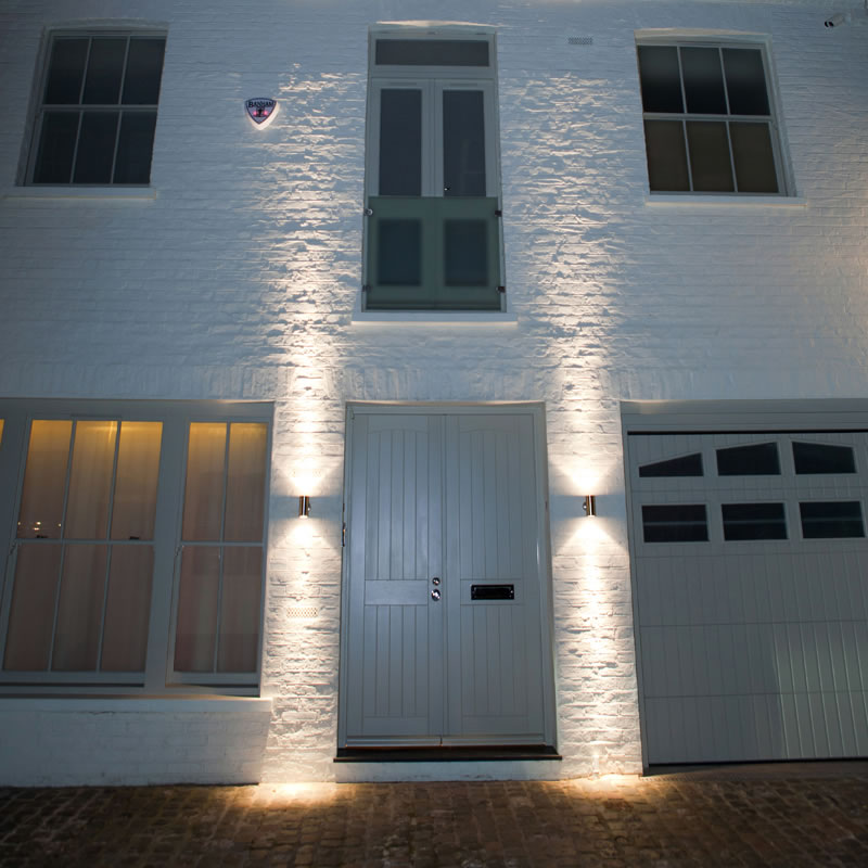pillar lights outdoor photo - 6