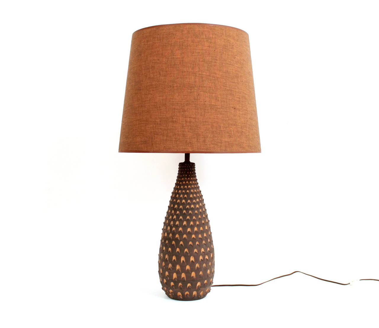pine cone lamps photo - 7