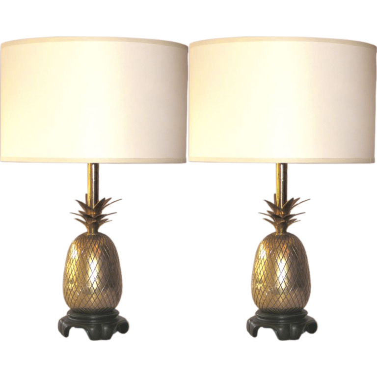 pineapple lamps photo - 1