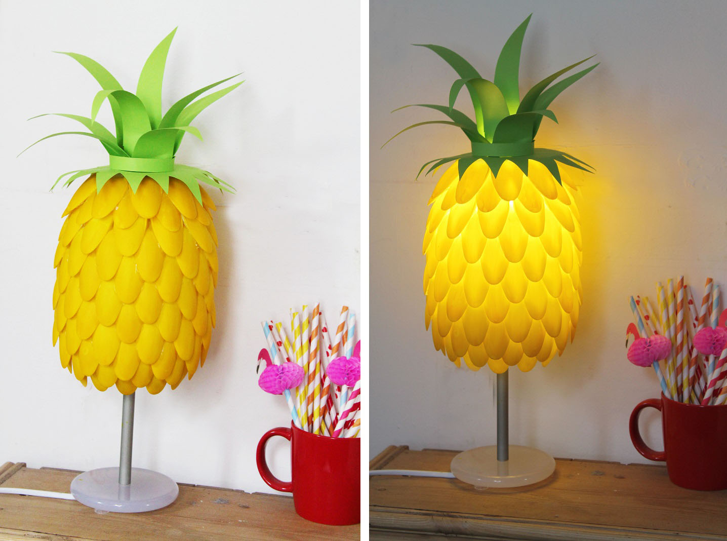 pineapple lamps photo - 4