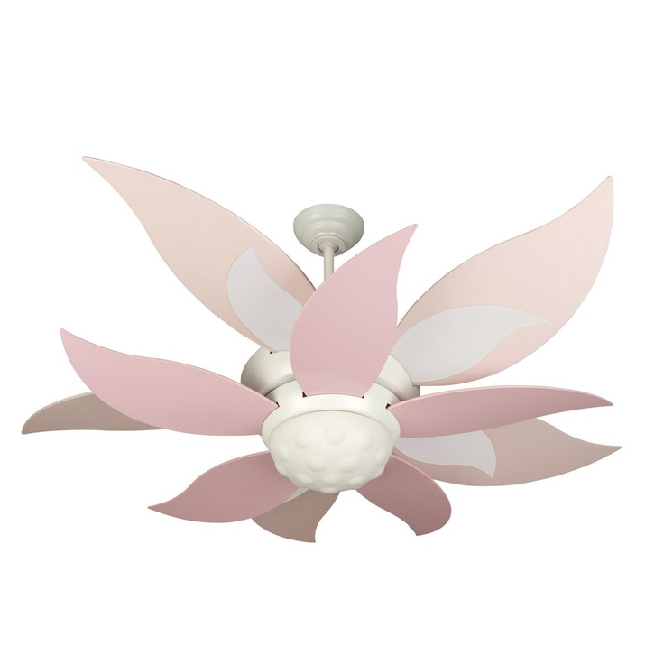 pink ceiling fans photo - 1