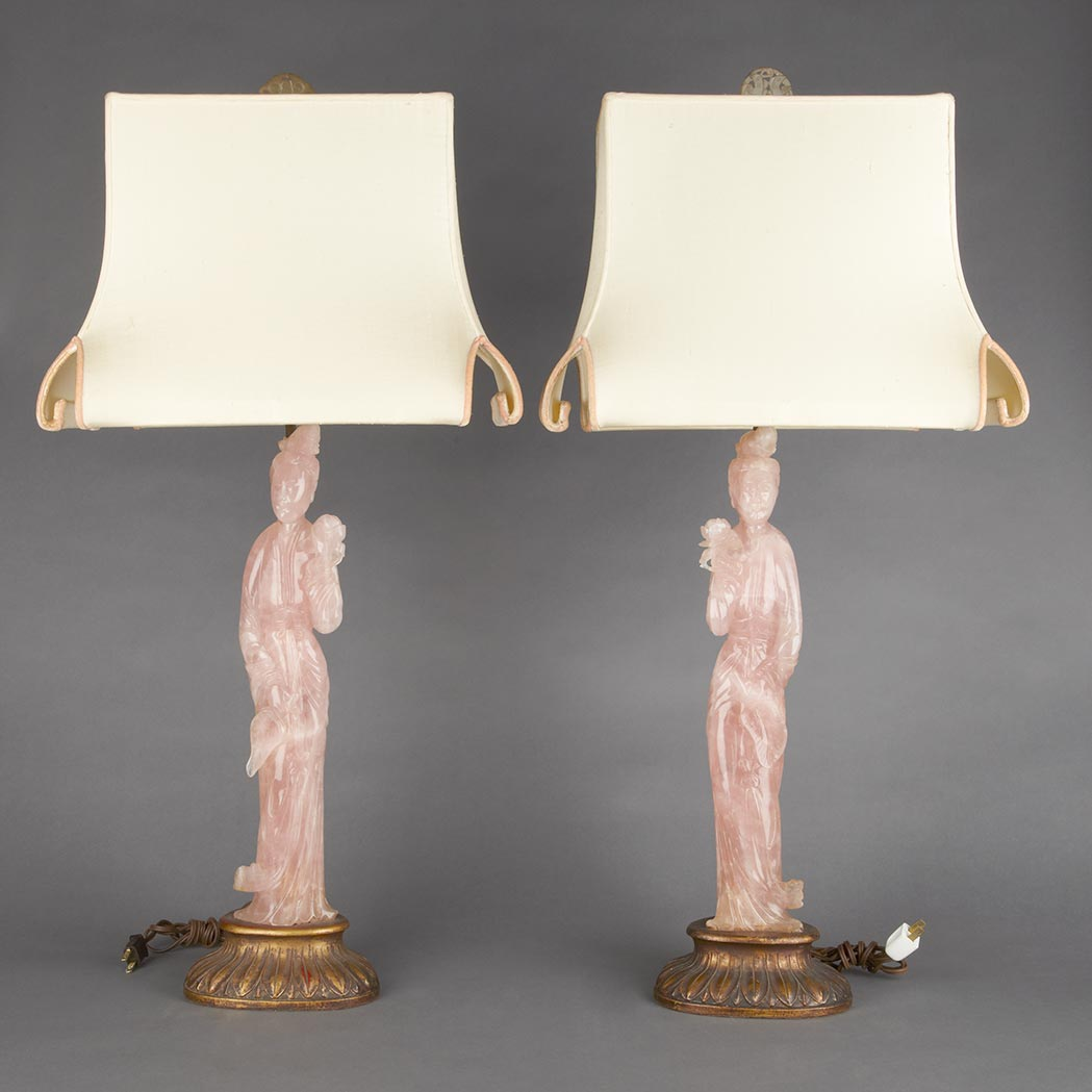 pink lamps photo - 1