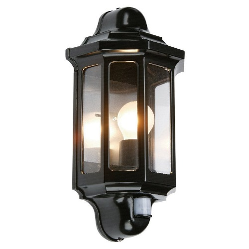 pir outdoor lights photo - 2