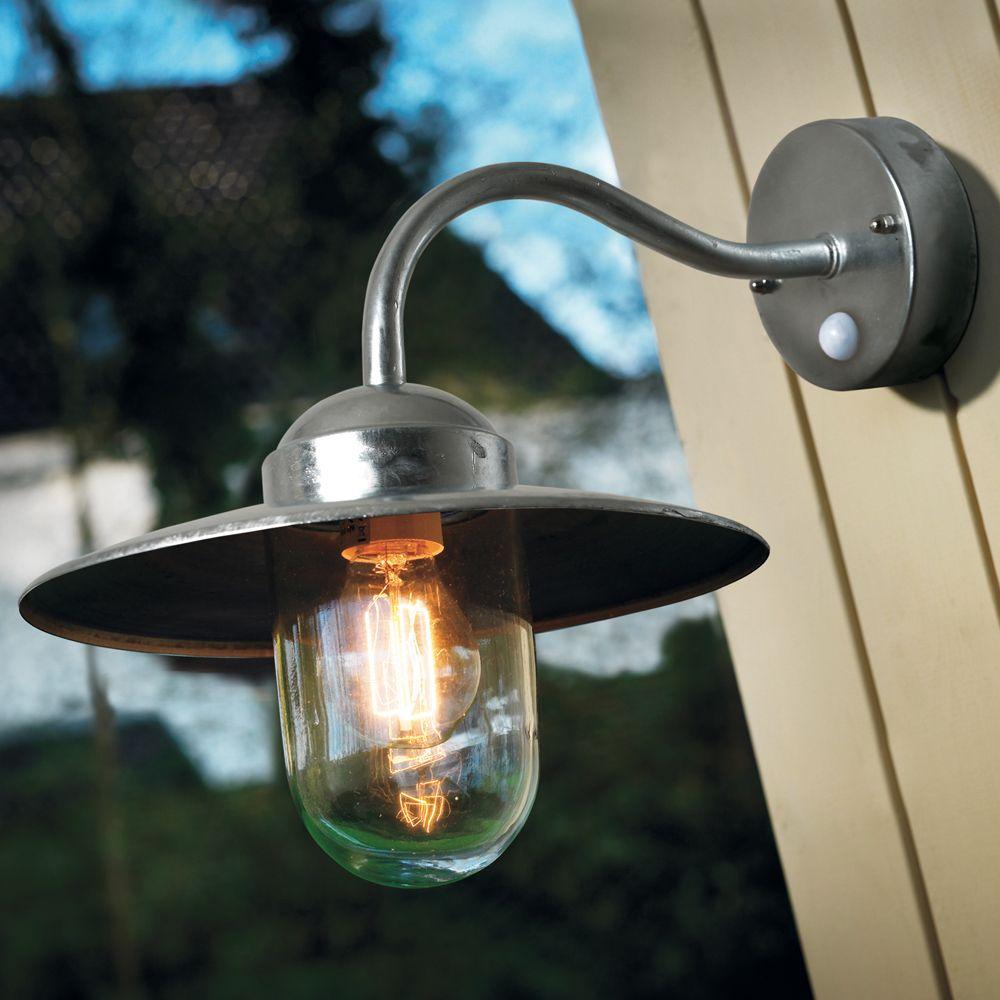pir outdoor lights photo - 7