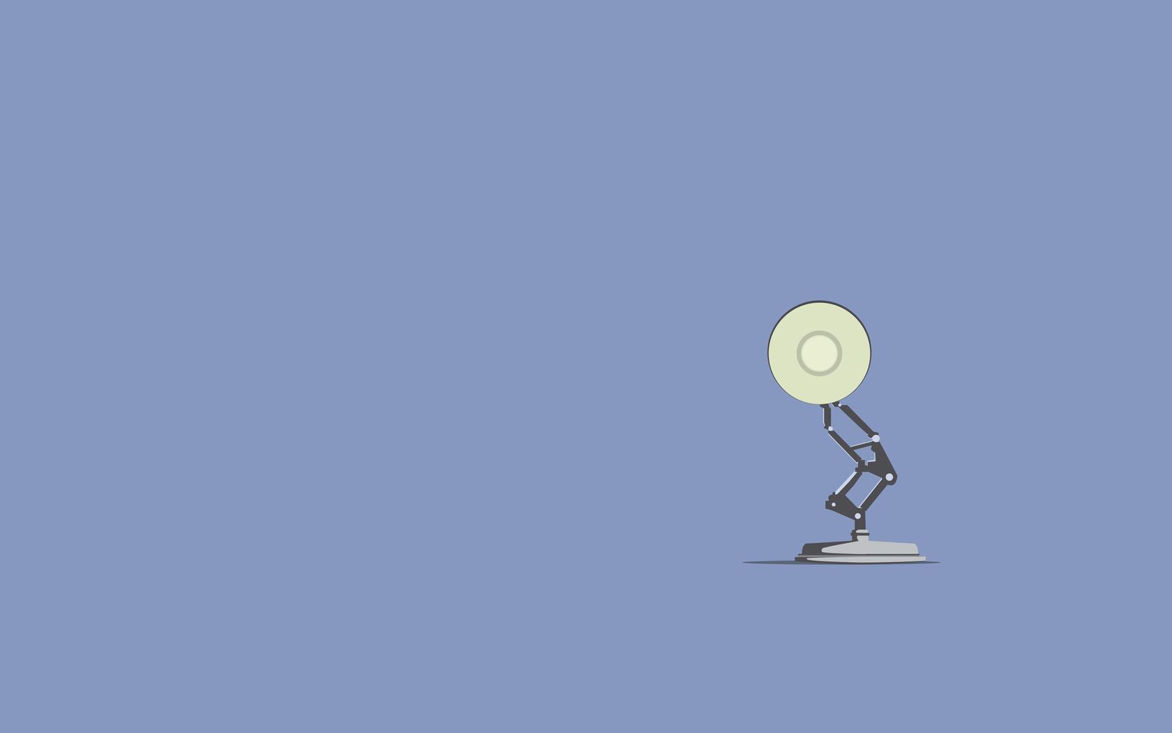 pixar lamp photo - 2