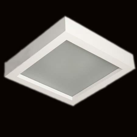 plaster ceiling light photo - 2