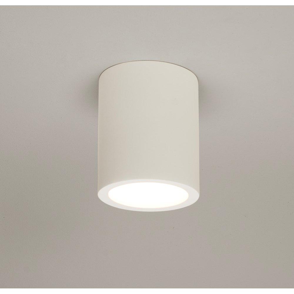 plaster ceiling light photo - 3