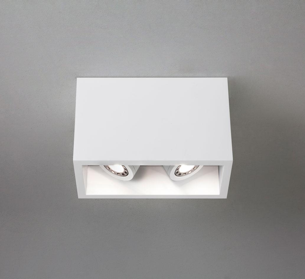 plaster ceiling light photo - 4