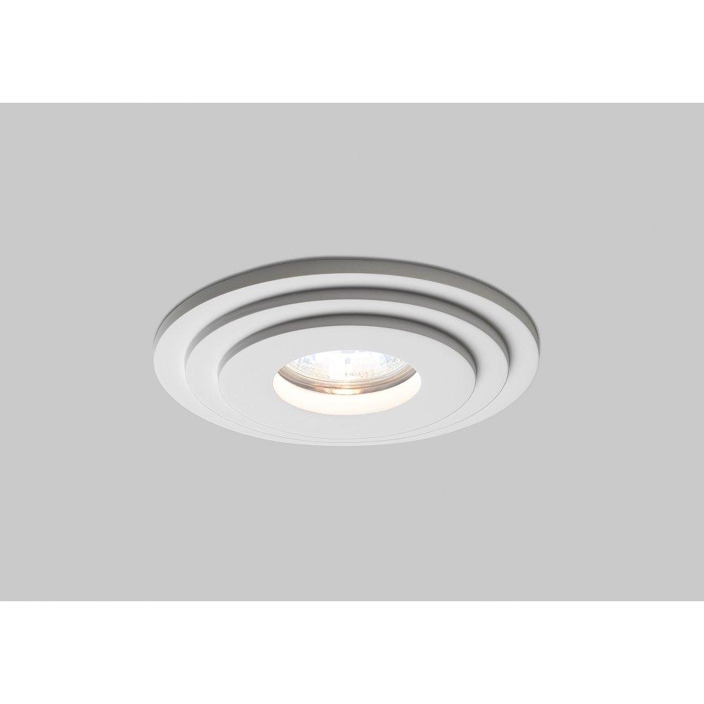 plaster ceiling light photo - 5
